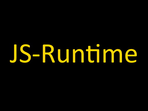 JavaScript - Runtime - Execution Context