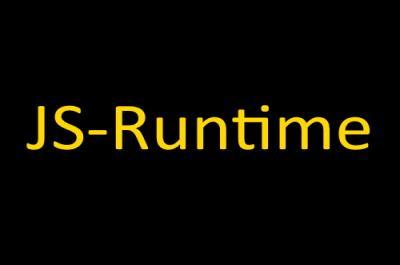 JavaScript - Runtime - Execution Context